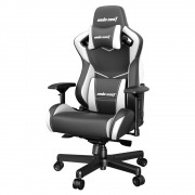 ANDA SEAT Gaming Chair AD12XL KAISER-II Black-White
