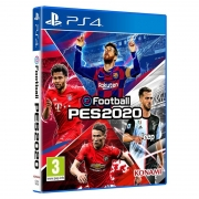 EFOOTBALL PRO EVOLUTION SOCCER 2020 PS4