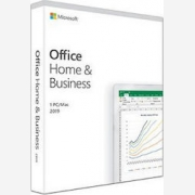Microsoft Office Home and Business 2019 - box pack - 1 PC/Mac T5D-03308