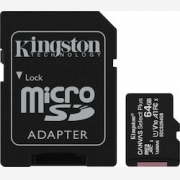 KINGSTON TECHNOLOGY CANVAS SELECT PLUS 64GB SDCS2/64GB