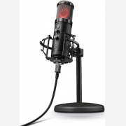 TRUST - GXT 256 Exxo USB Streaming Microphone      23510