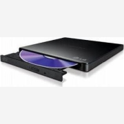 DVD-RW LG  ext. slim Black  GP57EB40