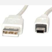 CABLE STANDARD  USB V. 2.0 mini cable 5pin 1.8m  S3142-250