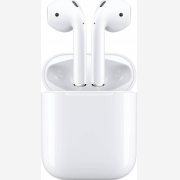 Apple AirPods 2 (2019) With Charging Case White  MV7N2ZY/A
