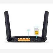 TP-LINK ROUTER TL-MR6400 WIRELESS  N, 4 G LTE V4