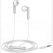 Handsfree Huawei AM 116   HUAAM116  Metal White