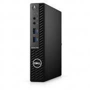 DELL PC OptiPlex 3080 MFF/i3-10100T/8GB/256GB SSD/UHD Graphics 630/Win 10 Pro/5Y NBD