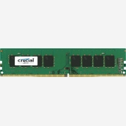 Crucial DDR4 4 GB DIMM 288 pin 2400 MHz  CT4G4DFS824A