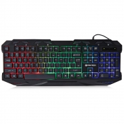 FanTech Gaming keyboard K10 BLACK    6046