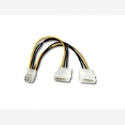 CABLE INTERNAL 2X5,25 TO 6PINS VGA PCI