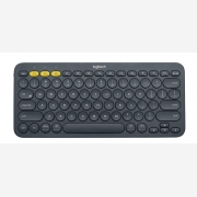 LOGITECH Keyboard Blueetooth K380 Grey