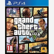 GRAND THEFT AUTO V GAME FOR PS4