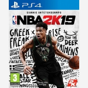NBA 2K19 GAME FOR PS4