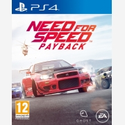 NEED FOR SPEED PLAYBACK GAME PS4
