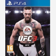 UFC 3 GAME FOR PS4
