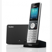 YEALINK DECT CORDLESS HANDSET AND BASE UNIT W60P