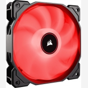 Corsair Air Series 2018 AF140 Case Fan 140mm Red Led CO-9050086-WW