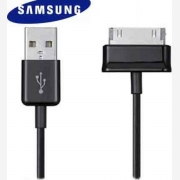 CABLE DE TECH USB TO 30-PIN FOR SAMSUNG TAB BLACK 1m (14113)