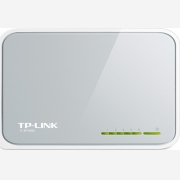TP-LINK Switch 5 port, 10/100 Mbps  TL-SF1005D  VER16