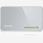 TP-LINK Switch TL-SF1008D, 8 port, 10/100 Mbps   v12