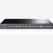 TP-LINK Switch TL-SF1048, 48 port, 10/100 Mbps, Steel Case