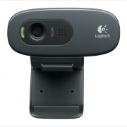 LOGITECH Webcam C270, HD 960-001063