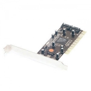 CONNECTLAND CARD PCI SATA 150 2 PORTS