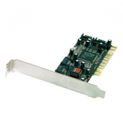 CONNECTLAND CARD PCI SATA 150 4 PORTS