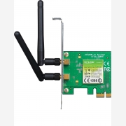 TP-LINK Wireless N PCIe Adapter,300Mbps  TL-WN881ND v2