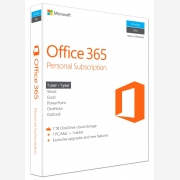 Office 365 Personal English Sub 1YR Eurozone MEDIALESS P2