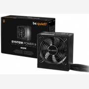 BEQUIET PSU SYSTEM POWER 9 400W BN245, BRONZE CERTIFIED, 12CM QUIET & COOL FAN, 3YW.