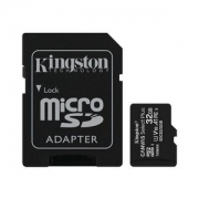 Kingston Canvas Plus Micro-SD 32GB+ADP  SDCS2/32GB