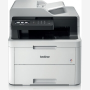 BROTHER MFP LASER COLOR MFC-L3730CDN, P/C/S/F, A4, 18/18ppm, 2400x600 dpi, 512MB, 30.000P/M, USB/NET