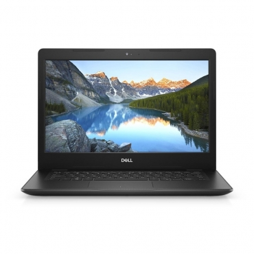 DELL Laptop Inspiron 3493 14.0 FHD/i5-1035G1/8GB/512GB SSD/UHD Graphics/Win 10 Pro/1Y NBD/Black