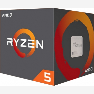 AMD CPU RYZEN 5 1600, 6C/12T, 3.2-3.6GHz, YD1600BBAEBOX CACHE 3MB L2+16MB L3, SOCKET AM4, BOX, 3YW